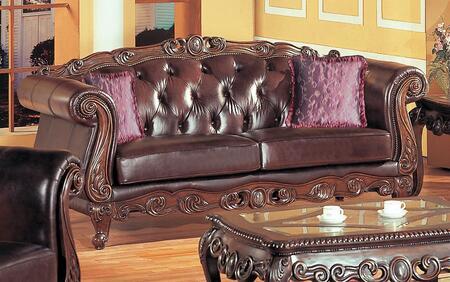 Meridian 661S  Bonded Leather Sofa