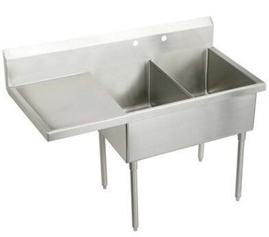 Elkay WNSF8248L2 Kitchen Sink