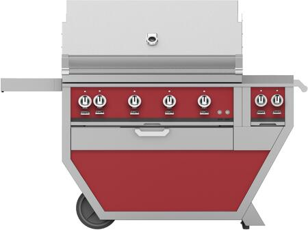60 in. Deluxe Grill with Side Burner   Matador