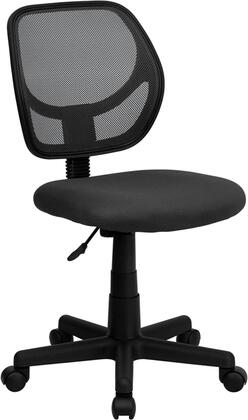 "Flash Furniture WA3074GYGG 21.5"" Contemporary Office Chair"