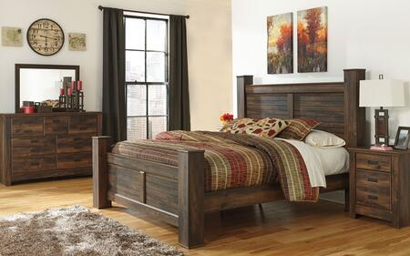 Signature Design by Ashley B24668666199DMNS Quinden King Bed