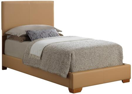 Glory Furniture G1860TBUP  Twin Size Panel Bed