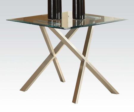 Acme Furniture 80050 Seble Series Contemporary  End Table