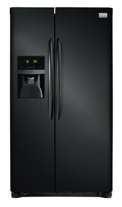 "Frigidaire FGHS2631PE 36""  Side by Side Refrigerator with 25.6 cu. ft. Capacity"