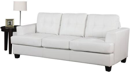 Acme Furniture 15062 Diamond Series  Bonded Leather Sofa