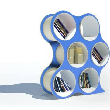 Scale 1:1 BL6 Bolla 6 Bookcase