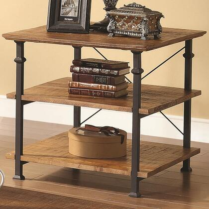 Coaster 702017 702 Occassional Series Mission Square End Table
