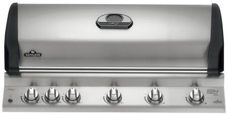 Napoleon BIM730RBIPSS1 Built In Liquid Propane Grill  Appliances Connection
