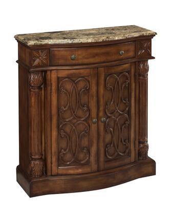 Stein World 65164 Monte Carlo Series  1 Drawers Cabinet