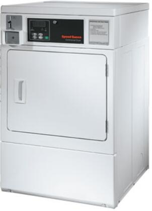 """Speed Queen SFGT09 26.09"""" Gas  Gas Dryer 