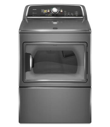 Maytag MGDX700AG Bravos X Series Gas Dryer, in Grey