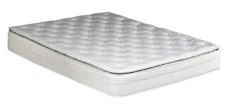 Boyd MS03198QN Deep Fill 195 Series Queen Size Pillow Top Mattress