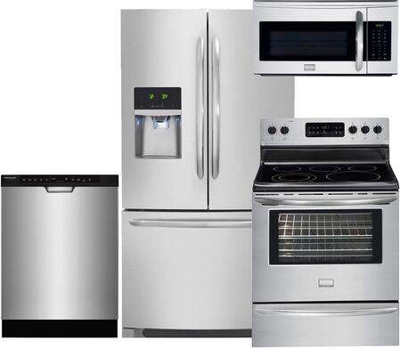 Frigidaire 343024 Gallery Kitchen Appliance Packages
