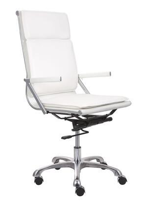 """Zuo 215232 18.5"""" Modern Office Chair"""