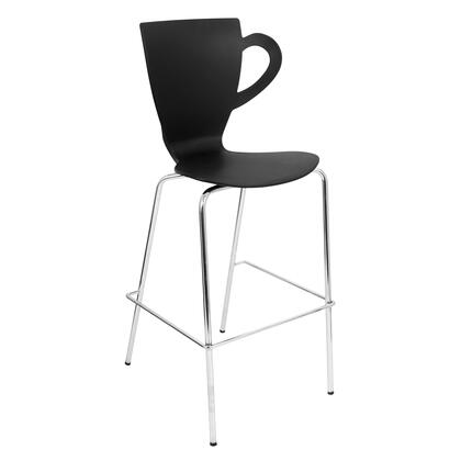 Lumiscope BSZSCFCH Cafe Chai Bar Stool