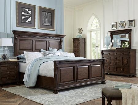 Broyhill 4912CKPB2NLCDM Lyla California King Bedroom Sets