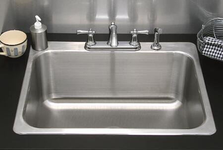 Aline SS123217RE Kitchen Sink