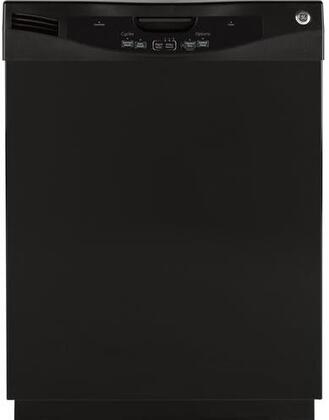 GE GLD4604VBB 4600 Series Built-In Full Console Dishwasher