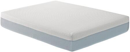 """Dream Support Template: DS9ELFMEK Cooltemp 9"""" Engineered Latex Foam Mattress King Size"""