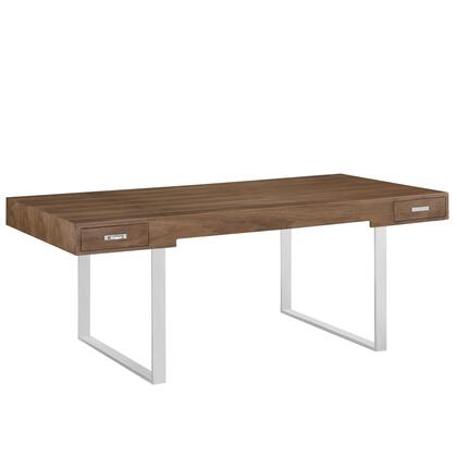 Modway EEI293WAL Standard Office Desk