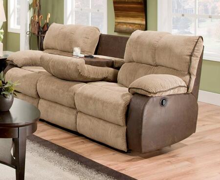Chelsea Home Furniture 1834031335  Reclining Fabric Sofa
