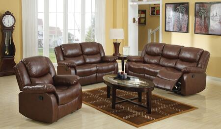 Acme Furniture 50010SLR Fullerton Living Room Sets