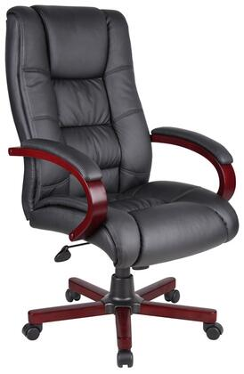 """Boss AELD72MBK 27"""" Contemporary Office Chair"""