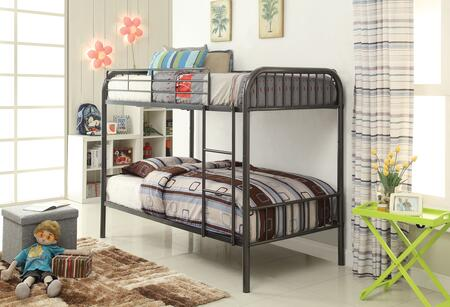 Acme Furniture 37535 Bristol Series  Twin Size Bunk Bed