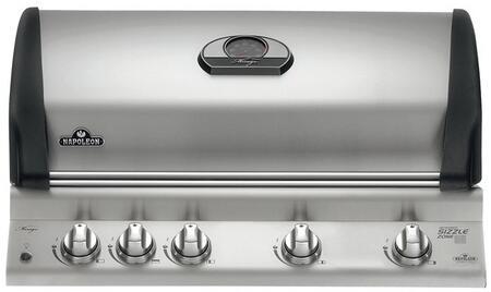 Napoleon BIM605RBIPSS1 Built In Liquid Propane Grill
