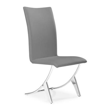 Zuo 102106SET Delfin Dining Room Chairs