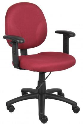 "Boss B9091BY 25"" Adjustable Contemporary Office Chair"