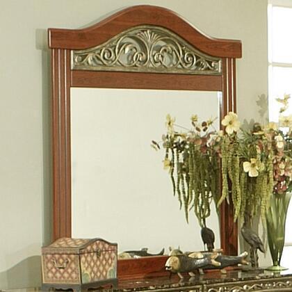 Sandberg 33010 Durban Series Rectangular Portrait Dresser Mirror