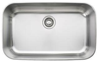 Franke OAX Oceania Series Undermount Single Bowl Sink in Stainless Steel