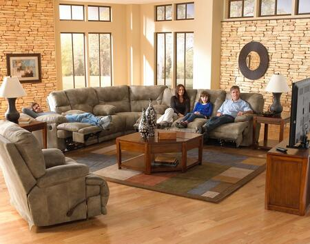 Catnapper 64381122849132849SECP Voyager Sectional Sofas