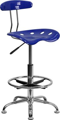 "Flash Furniture LF215NAUTICALBLUEGG 17.25"" Adjustable Contemporary Office Chair"