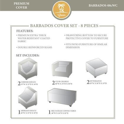 BARBADOS 08cWC