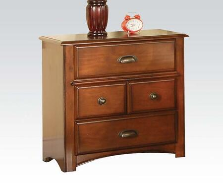 Acme Furniture 11013 Brandon Series Square Wood Night Stand