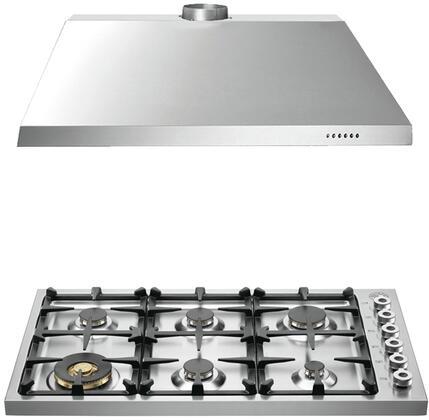 Bertazzoni 708264 Kitchen Appliance Packages