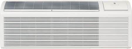 "Friedrich PDHxKxSG 42"" Packaged Terminal Air Conditioner with Heat Pump, DiamonBlue Corrosion Protection, 230/208 Volts and Antimicrobial Filters, in White"