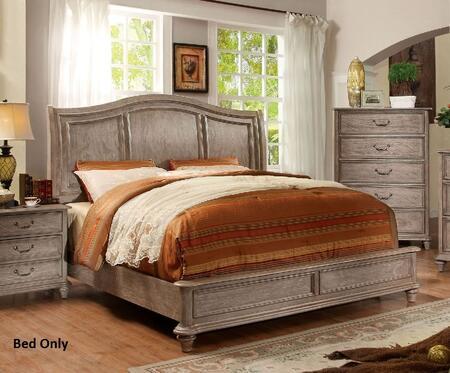 Furniture of America CM7611CKBED Belgrade II Series  California King Size Bed