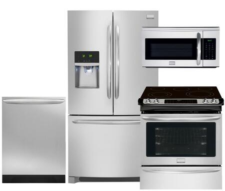 Frigidaire 348330 Gallery Kitchen Appliance Packages