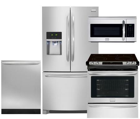 Frigidaire FG4PCFSFDCD30EFISSKIT2 Gallery Kitchen Appliance