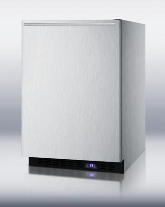 Summit SCFF51OSXCSSHH Freestanding All Freezer