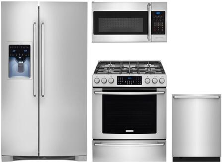 Electrolux 744075 IQ-Touch Kitchen Appliance Packages