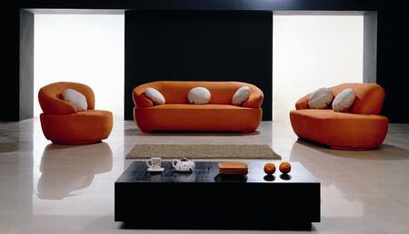 VIG Furniture VGHOH01 Modern Microfiber Living Room Set