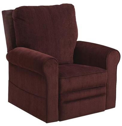 Catnapper 4851258910 Edwards Series Transitional Chenille Metal Frame  Recliners