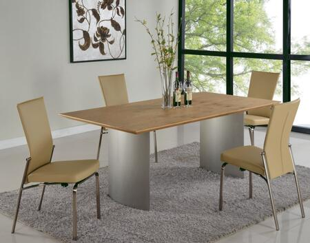 Chintaly JESSICADTSET2 Jessica Dining Room Sets