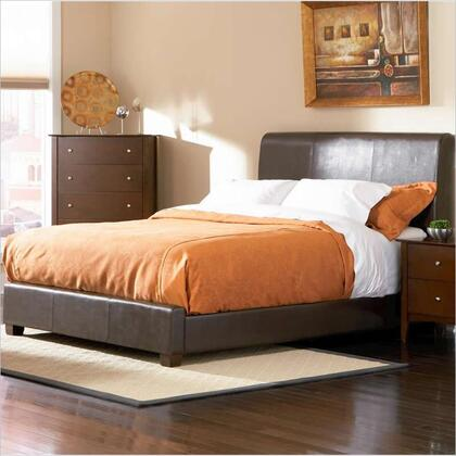 Coaster 201150KE Tamara Series  King Size Platform Bed