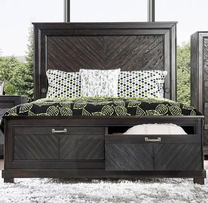 Furniture of America Argyros CM7315QBED Main View
