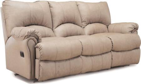 Lane Furniture 20439525016 Alpine Series Reclining Leather Match Sofa